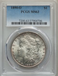 Morgan Dollars: , 1890-O $1 MS63 PCGS. PCGS Population: (5051/4980). NGC Census: (4213/3176). CDN: $100 Whsle. Bid for problem-free NGC/PCGS ...