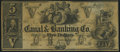 Obsoletes By State:Louisiana, New Orleans, LA- New Orleans Canal & Banking Co. $5 18__ Remainder Crisp Uncirculated.. ...