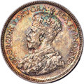Canada, George V 25 Cents 1932 MS66 PCGS, Royal Canadian m...