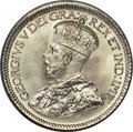 Canada, Canada: George V 10 Cents 1935 MS66 PCGS,...