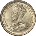 Canada: George V 10 Cents 1936 MS66 PCGS