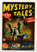 Golden Age (1938-1955):Horror, Mystery Tales #4 (Atlas, 1952) Condition: GD....