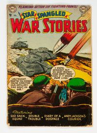 Star Spangled War Stories #9 (DC, 1953) Condition: GD
