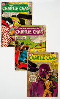 Silver Age (1956-1969):Adventure, Charlie Chan-Related Group of 7 (Charlton/DC, 1949-59) Condition: Average GD/VG.... (Total: 7 Comic Books)