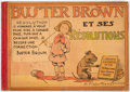 Platinum Age (1897-1937):Miscellaneous, Buster Brown And His Resolutions French Edition (FrederickA. Stokes Co., 1903) Condition: VG/FN....