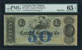 Obsoletes By State:Louisiana, New Orleans, LA- New Orleans Canal & Banking Co. $50 18__ Remainder PMG Gem Uncirculated 65 EPQ.. ...