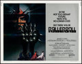 """Movie Posters:Science Fiction, Rollerball (United Artists, 1975). Rolled, Very Fine. Half Sheet (22"""" X 28""""). Bob Peak Artwork. Science Fiction.. ..."""