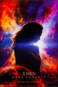 "Dark Phoenix (20th Century Fox, 2019). Rolled, Very Fine+. International One Sheet (27"" X 40"") DS, Advance, St..."