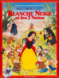 """Movie Posters:Animation, Snow White and the Seven Dwarfs (Walt Disney Productions, R-1983). Folded, Very Fine+. French Grande (45.5"""" X 61""""). Animatio..."""