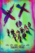 """Movie Posters:Action, Suicide Squad (Warner Brothers, 2016). Rolled, Very Fine+. One Sheet (27"""" X 40"""") DS Advance, Smile Style. Action.. ..."""