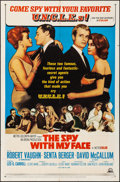 """Movie Posters:Action, The Spy with My Face & Other Lot (MGM, 1965). Folded, Overall: Fine/Very Fine. One Sheets (2) (27"""" X 41""""). Action.. ... (Total: 2 Items)"""