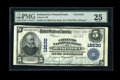 National Bank Notes:Pennsylvania, Jenkintown, PA - $5 1902 Plain Back Fr. 609 Citizens NB Ch. #12530. ...