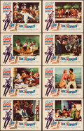 """Movie Posters:Elvis Presley, Fun in Acapulco (Paramount, 1963). Overall: Very Fine. Lobby CardSet of 8 (11"""" X 14""""). Elvis Presley.. ... (Total: 8 Items)"""