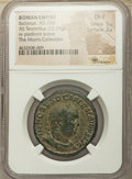 Ancients:Roman Imperial, Ancients: Balbinus (April-June AD 238). AE sestertius (31mm, 22.79 gm, 12h). NGC Choice Fine 5/5 - 2/5....