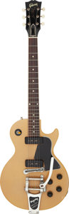 Musical Instruments:Electric Guitars, 1957 Gibson Les Paul Special TV Yellow Solid Body Electric Guitar, Serial # 7 5604....