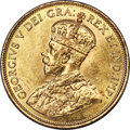 Canada, Canada: George V gold 10 Dollars 1912 UNC Details (Cleaned) PCGS,...