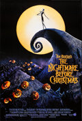 """Movie Posters:Animation, The Nightmare Before Christmas (Touchstone, 1993). Rolled, Very Fine. One Sheet (26.75"""" X 39.75"""") SS. Animation.. ..."""