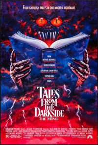 """Tales from the Darkside: The Movie & Other Lot (Paramount, 1990). Rolled, Very Fine. One Sheets (3) (27"""" X..."""