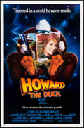 "Movie Posters:Comedy, Howard the Duck (Universal, 1986). Rolled, Very Fine+. One Sheet (27"" X 41"") SS. Comedy.. ..."