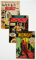 Golden Age (1938-1955):Miscellaneous, Golden Age Comics Group of 11 (Various Publishers, 1950s) Condition: Average VG-.... (Total: 11 Comic Books)