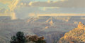 Fine Art - Painting, American, Wilson Hurley (American, 1924-2008). Sunset on the Kaibab Trail,Grand Canyon (triptych), 1990. Oil on canvas, each. 24 ...(Total: 3 Items)