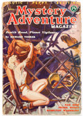 Pulps:Adventure, Mystery Adventures Magazine - June 1936 (Fiction Magazines) Condition: GD....