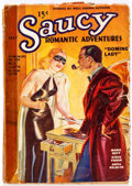 Pulps:Romance, Saucy Romantic Adventures - May 1936 (Fiction Magazines) Condition: GD-....