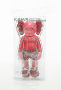 Collectible:Contemporary, KAWS (b. 1974). Blush Companion (two works), 2016. Painted cast vinyl. 10-1/2 x 4-1/2 x 2-1/2 inches (26.7 x 11.4 x 6.4 ... (Total: 2 Items)