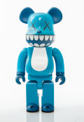 Collectible:Contemporary, KAWS X BE@RBRICK. Chompers 400%, 2003. Painted cast vinyl. 10-3/4 x 5 x 3-1/2 inches (27.3 x 12.7 x 8.9 cm). Stamped on ...