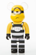 Collectible:Contemporary, BE@RBRICK X Illumination. Mel 400%, from Despicable Me 3, 2018. Painted cast resin. 10-3/4 x 5 x 3-1/2 inches (27.3 ...