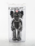 Collectible:Contemporary, KAWS (b. 1974). BFF (Black), 2017. Painted cast vinyl. 13-1/2 x 5 x 3 inches (34.3 x 12.7 x 7.6 cm). Open Edition. Stamp...