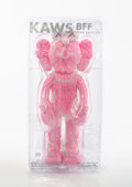 Collectible:Contemporary, KAWS (b. 1974). BFF Companion (Pink), 2017. Painted cast vinyl. 13-1/2 x 5 x 3-1/2 inches (34.3 x 12.7 x 8.9 cm). Open E...