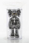 Collectible:Contemporary, KAWS (b. 1974). Companion (Black), 2016. Painted cast vinyl. 10-1/2 x 4-1/2 x 2-1/2 inches (26.7 x 11.4 x 6.4 cm). Open ...