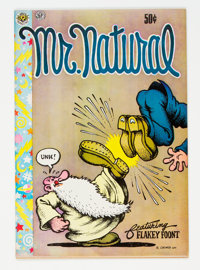 Mr. Natural #1 First Printing (San Francisco Comic Book Company, 1970) Condition: VF+