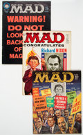 Magazines:Mad, MAD Group of 26 (EC, 1960-94) Condition: Average VG.... (Total: 26 Comic Books)