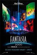 "Movie Posters:Animation, Fantasia 2000 (Buena Vista, 1999). Rolled, Very Fine+. One Sheet(27"" X 40"") DS, Advance. Animation.. ..."
