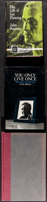 You Only Live Once by Ivar Bryce & Other Lot (Weidenfeld & Nicolson,1975). Very Fine-. Hardcover Books (...