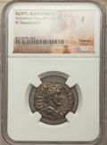 Ancients:Ancient Lots  , Ancients: ANCIENT LOTS. Roman Provincial. Egypt. Antoninus Pius (AD138-161). Lot of six (6) BI tetradrachms. NGC Fine-VF.... (Total: 6coins)