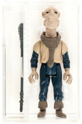 Memorabilia:Science Fiction, Star Wars - Yak Face Loose Action Figure (Kenner, 1985) Condition: AFA 90 NM+/MT....