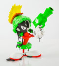 Collectible:Contemporary, Matt Gondek X ComplexCon. Aggression Marvin the Martian, 2018. Painted cast resin. 10 inches (25.4 cm) high. Ed. 15/500...