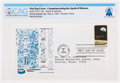 Explorers:Space Exploration, Apollo 8: First Day Cover With a Bendix Cachet Addressed to Neil Armstrong Directly From The Armstrong Family Collection™, CAG...