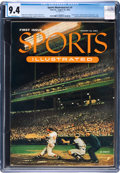 Baseball Collectibles:Others, 1954 Sports Illustrated First Issue CGC 9.4....
