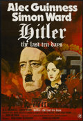 "Movie Posters:War, Hitler: The Last Ten Days (MGM, 1973). British One Sheet (27"" X 40""). War...."