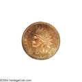 Proof Indian Cents: , 1865 1C PR64 Red PCGS....