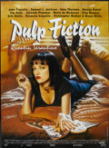 """Movie Posters:Crime, Pulp Fiction (Miramax, 1994). French Grande (45.5"""" X 62"""").Crime...."""