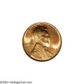 Lincoln Cents: , 1917 1C MS68 Red PCGS....
