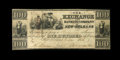 Obsoletes By State:Louisiana, New Orleans, LA- Exchange & Banking Company $100 Nov. 1, 1836 G12a. ...