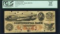Obsoletes By State:Rhode Island, Providence, RI- Continental Bank $2 Apr. 2, 1864 as G4b Durand 1234 PCGS Apparent Very Fine 25.. ...