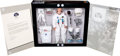 Explorers:Space Exploration, Buzz Aldrin Apollo 11 Action Figure by Dragon, New in Box, Originally from His Personal Collection....