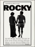 "Movie Posters:Academy Award Winners, Rocky (United Artists, 1977). Rolled, Very Fine. Poster (30"" X 40""). Academy Award Winners.. ..."